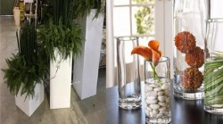 Chans silk flowers we carry a large variety of resin glass and ceramic vases mightylinksfo