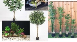 Chans silk flowers come in to browse our selection of trees bushes topiaries and reclaimed wood products mightylinksfo